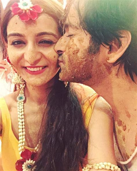 Actor Mudit Nayar Gets Married To A Lawyer, Bride