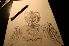 Cyberman WIP01