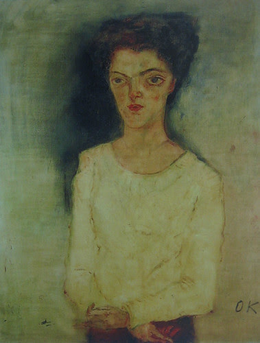 Martha Hirsch, Oskar Kokoschka, 1909