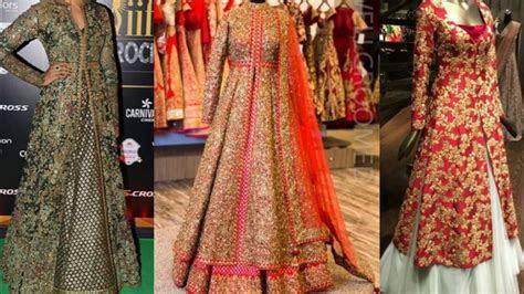 Beautiful kurta Lehenga design ideas for Indian wedding