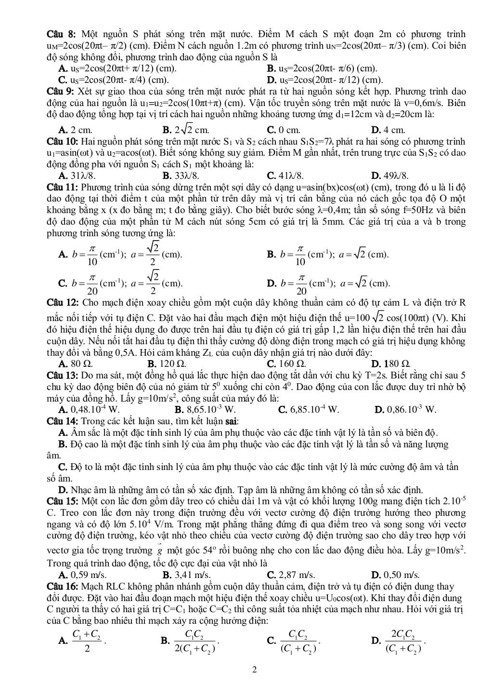 de thi thu vat ly trang 2