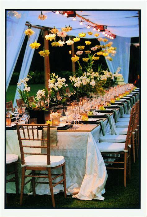 Outdoor Wedding Reception Decorations   Interior Design Ideas