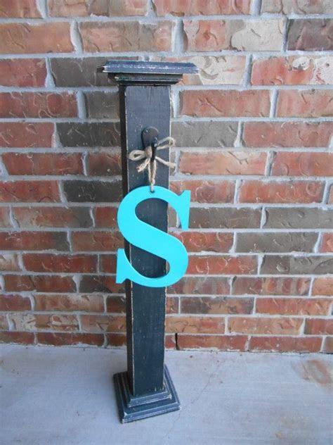 Welcome Post, Front Porch, Porch Decor, Entrance Post