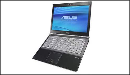 asus u3s ultra portable laptop