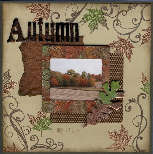 Autumn - EP challenge