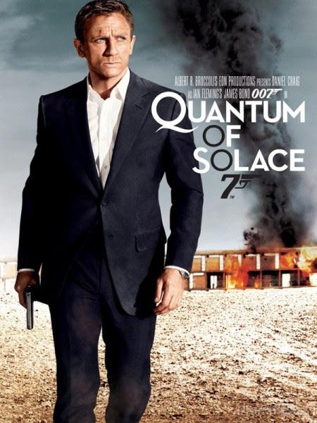 Điệp Viên 007: Định Mức Khuây Khỏa - Bond 22: Quantum of Solace