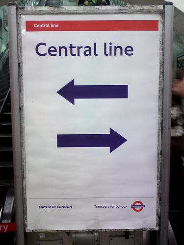 Central line by Martin Deutsch