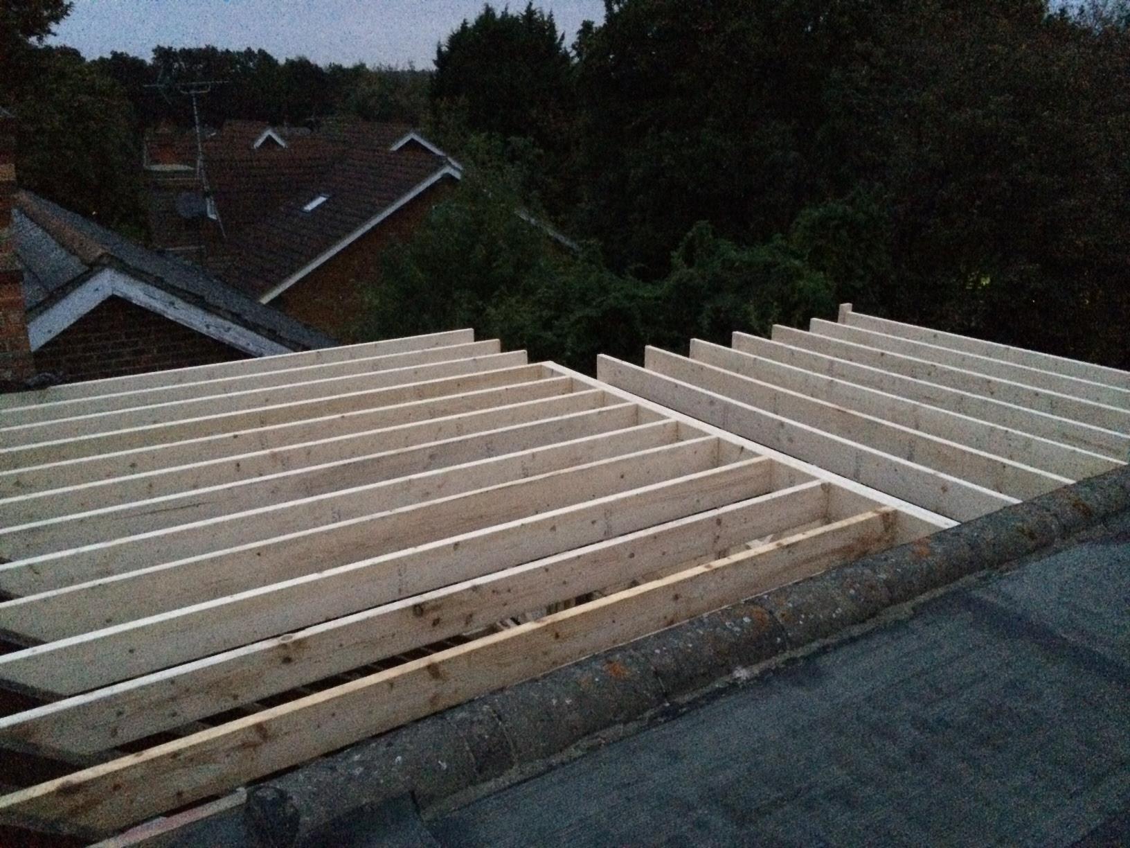 Roof Framing Diagram