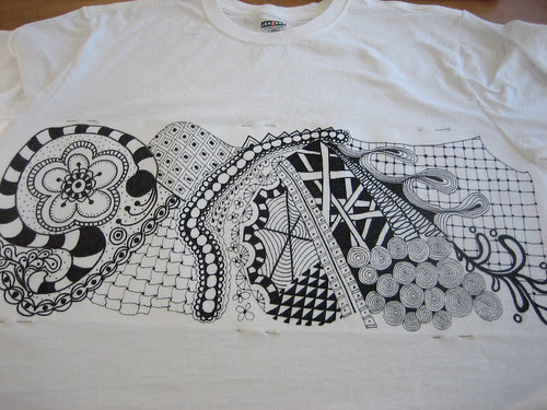 Zentangle T-Shirt