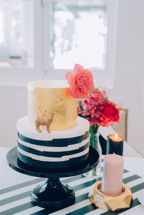 Kate Spade Inspired Wedding Tablescape at Lewin Terrace