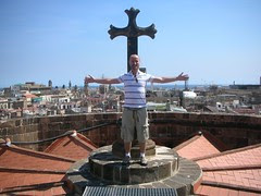 me on church top