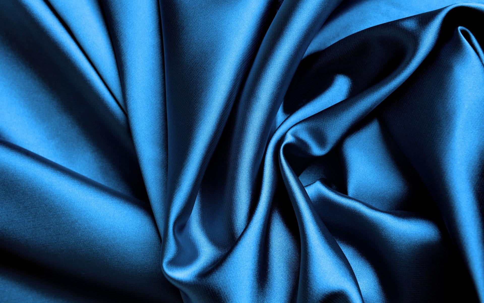 Blue Silk wallpaper   1920x1200   #32678