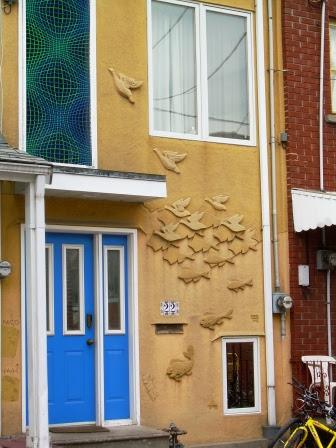 Fachada Escher em Toronto-Canadá