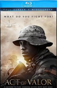Download Act of Valor (2012) BluRay 720p 700MB Ganool
