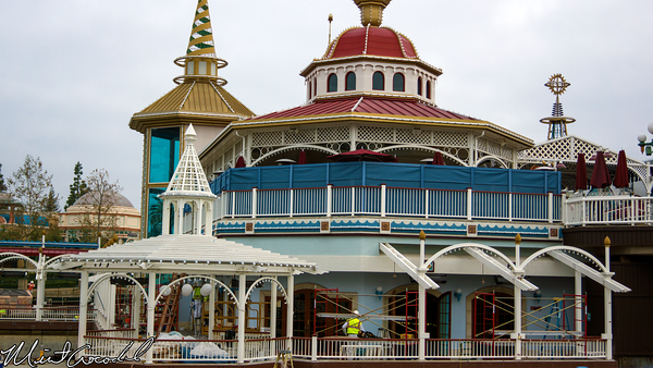 Disneyland Resort, Disney California Adventure, Paradise, Pier, Bay, World, Color, Refurbishment, Refurbish, Refurb, Ariel, Grotto, Restaurant
