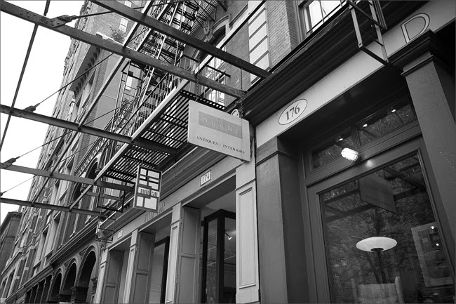 Duane Modern, Tribeca