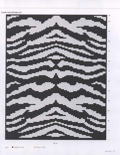 Tiger Knitting Pattern Gallery - knitting patterns free download