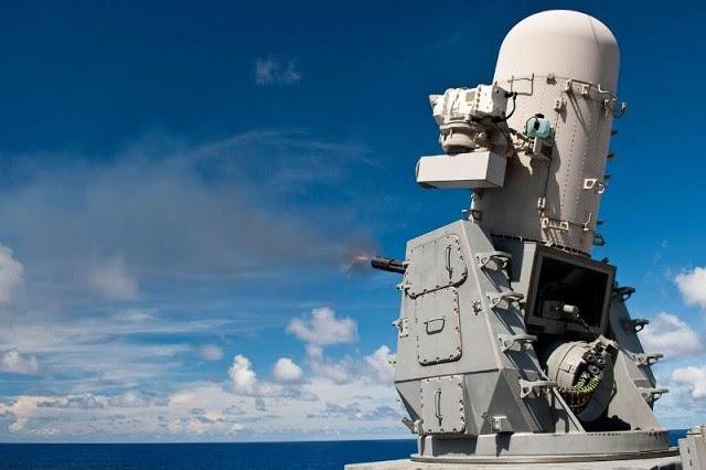 La Marina de EE.UU. otorgó Raytheon Company un contrato de $ 115 500 000 para reacondicionar, revisar y proporcionar actualizaciones a falange Primer en Sistemas de armas (CIWS). El CIWS es un elemento integral de la Defensa Flota concepto en profundidad de la Marina y el Programa de Buques de Autodefensa ..