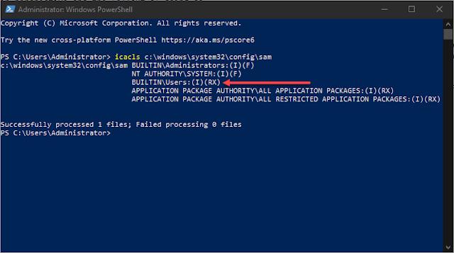 Check Windows 10 for SeriousSAM and HiveNightmare Vulnerability Fix