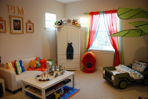 Toddler Boy's Bedroom Decorating Ideas - Interior design