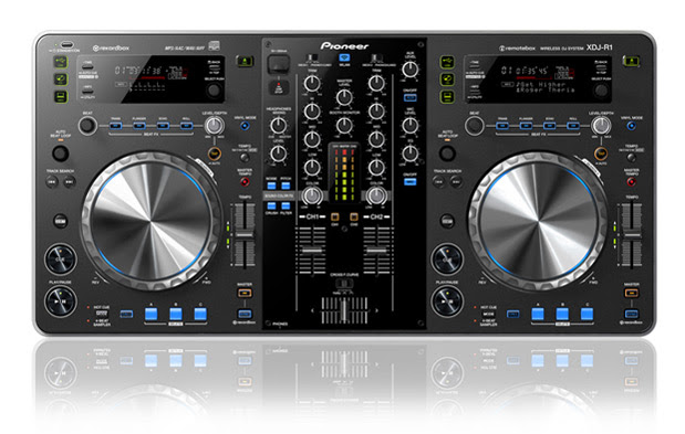 Pioneer announces XDJ-R1 all-in-one CD player with MIDI and iOS wireless control (video)