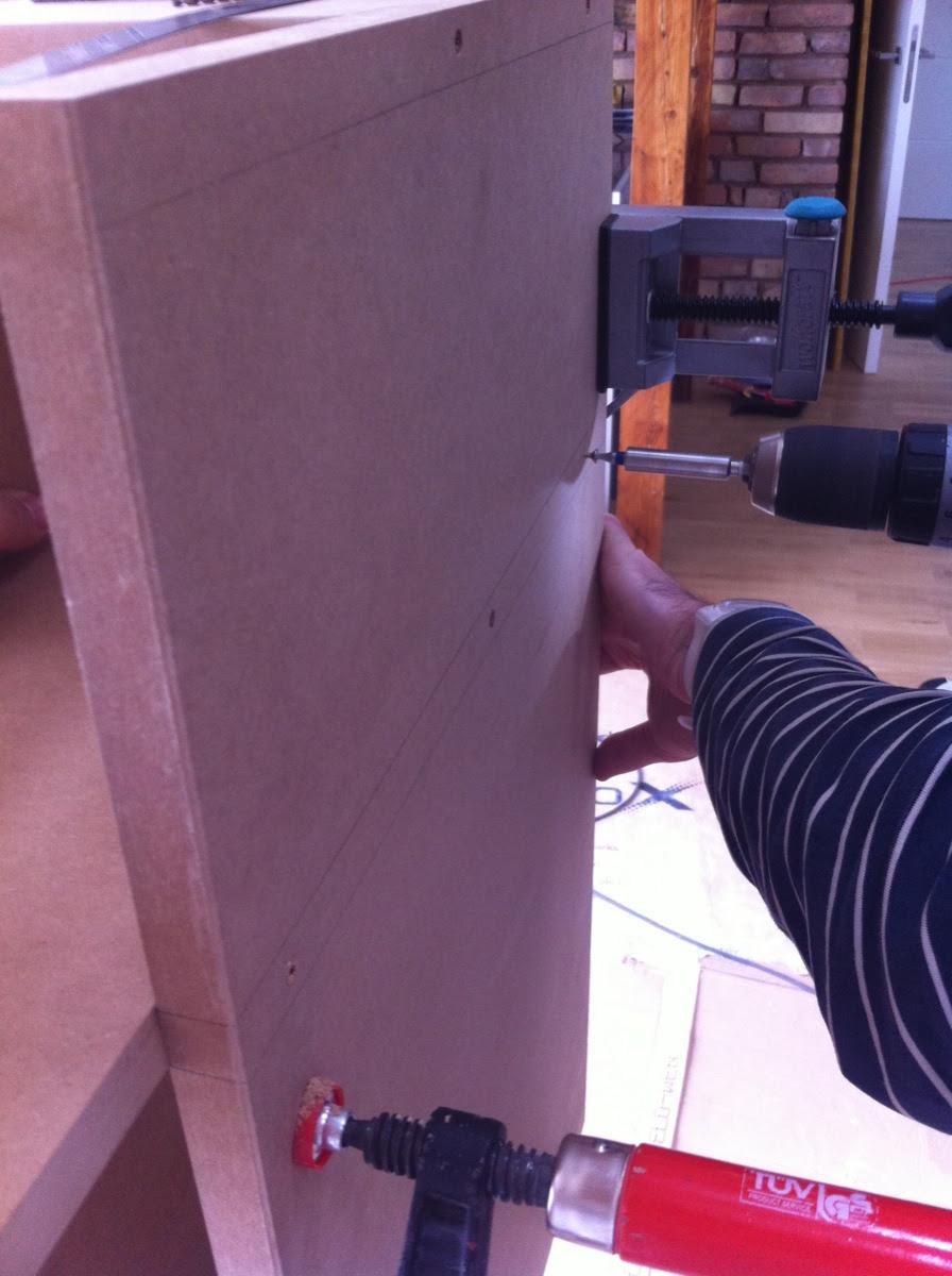 Bau eines Kuechenschraenkchens - 7