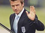 Beckham: Planetary concerns