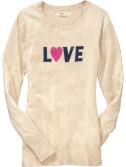 Old Navy Womens Intarsia Sweaters