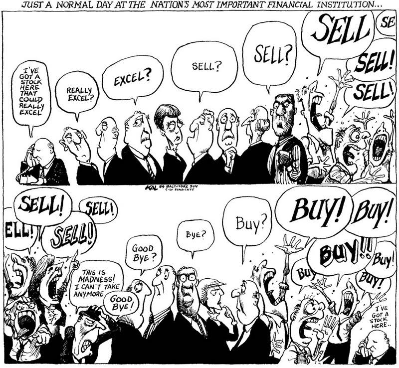 Bitcoin panic selling/buying