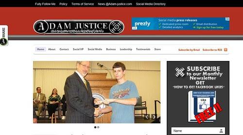 Adam Justice by totemtoeren