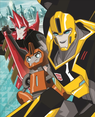 Hasbro announced today that Cartoon Network will become the U.S home of the brand new series, Transf ...