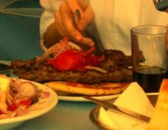 shish kebab athens