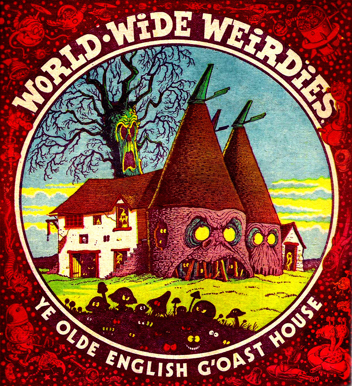 Ken Reid - World Wide Weirdies 11
