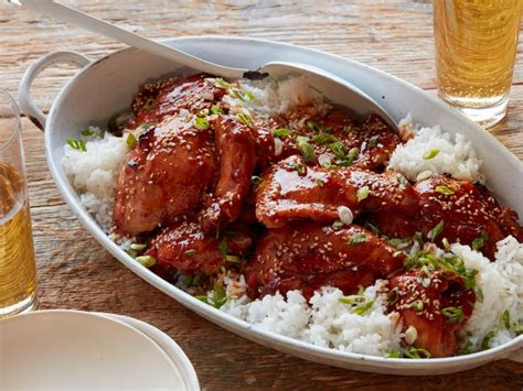 slow cooker chicken thighs recipe food network kitchen