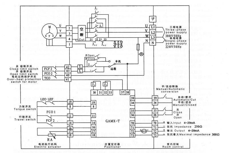rotork iqt wiring diagram image 3