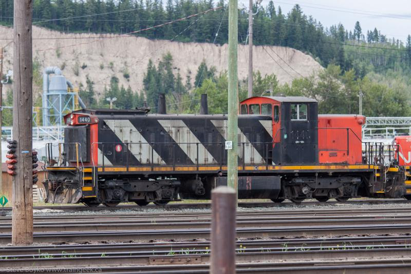 CN 1440 in Prince George
