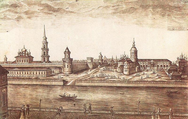 19thcentury001 48 Russian Cities In the XIX Century