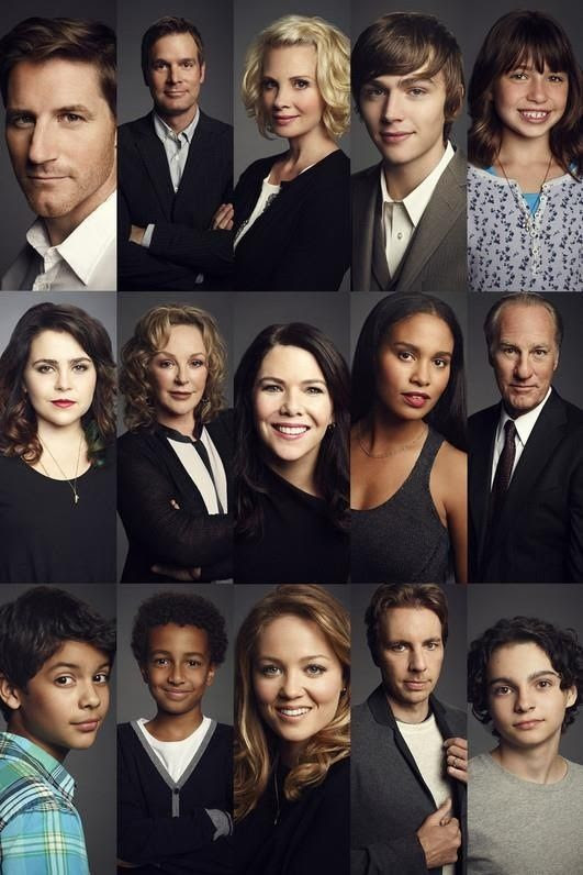 Parenthood~I'm so crazy excited for this to come back on. NINE DAYS.