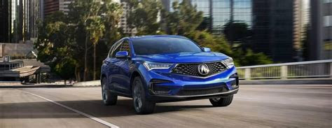explore   acura rdx package level technology