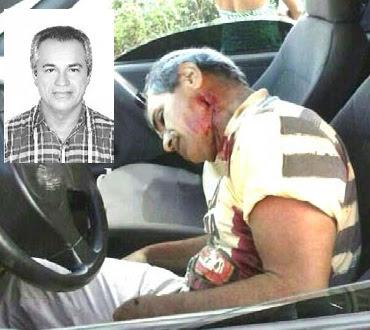'Peixotinho': executado em Dom Pedro, dentro do carro