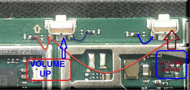 Huawei MediaPad T1- 701U Volume Up Down Keys Not Working Problem Solution Jumpers