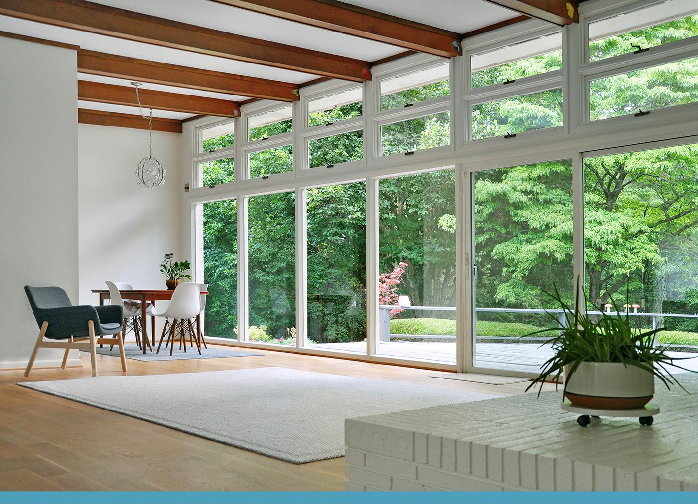 Mid-Century Modern Home in Matthews! • Modern Charlotte ...