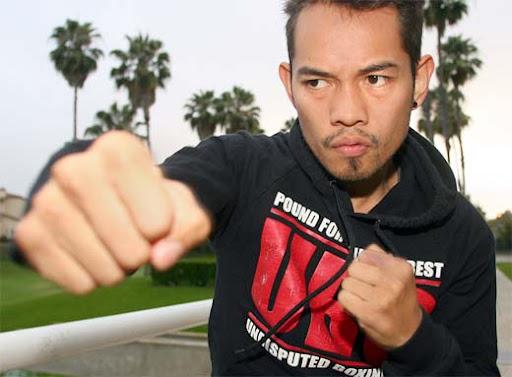 Nonito Donaire boxer
