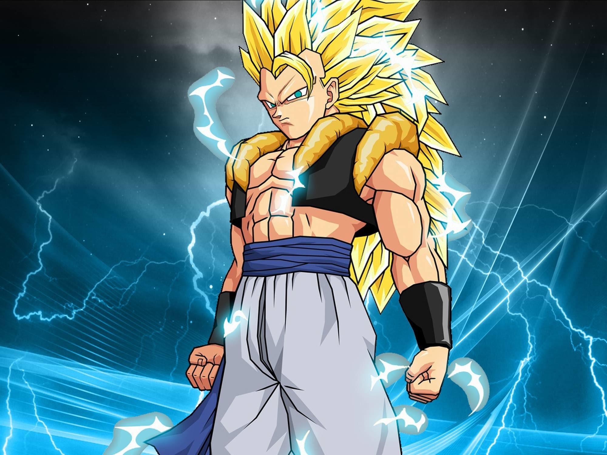 Goku Full Hd Wallpaper Download Gambarku