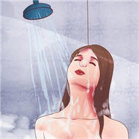 Đừng để đột quỵ chỉ vì thói quen tắm đêm, gội đầu tối