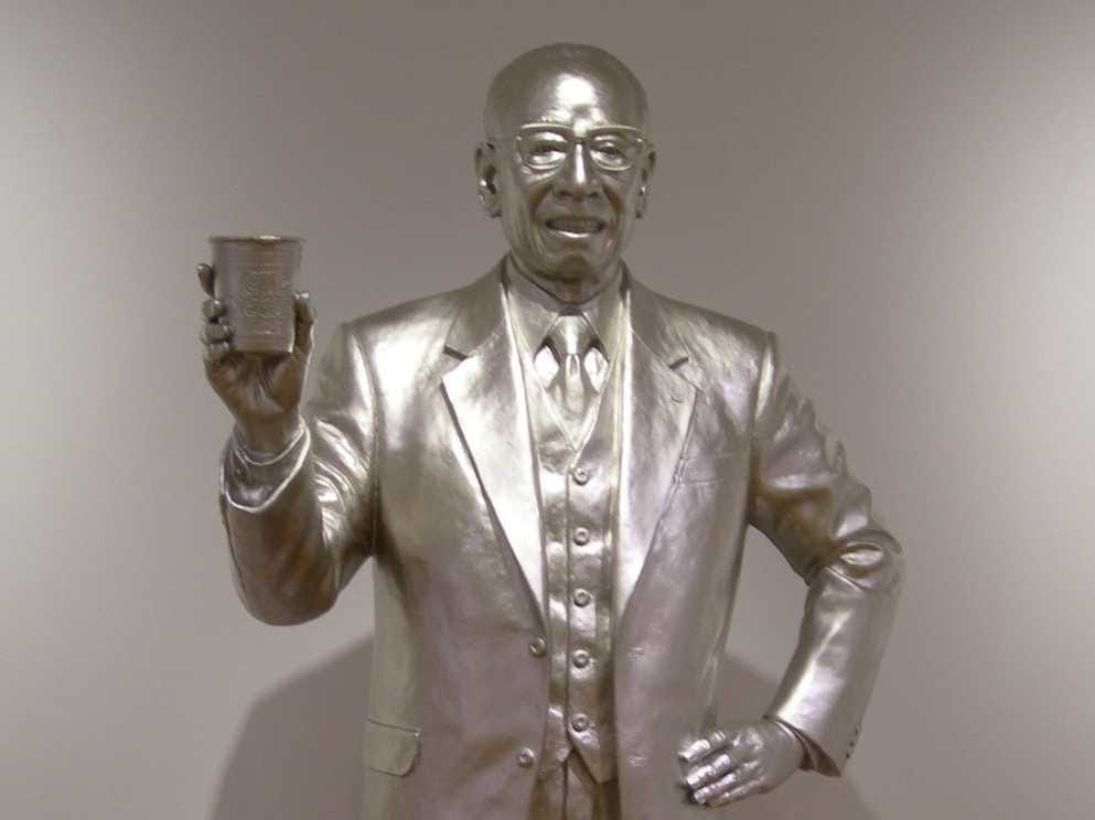 Momofuku Ando cemented his spot in junk-food history when he invented instant ramen at age 48 in 1958.