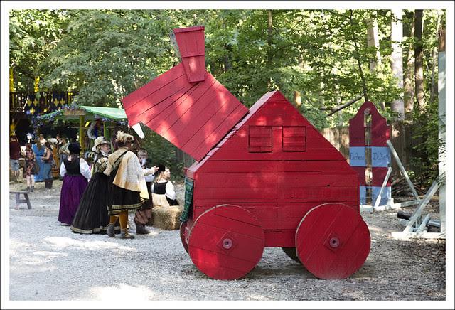 Renaissance Faire 2012-06-02 37 (Trojan Rabbit)