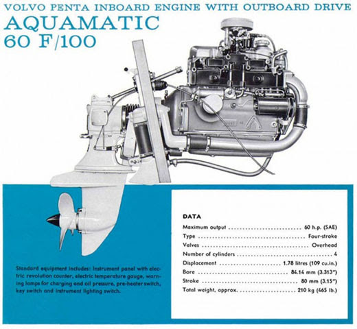 New 370hp Mercury Diesel Engine