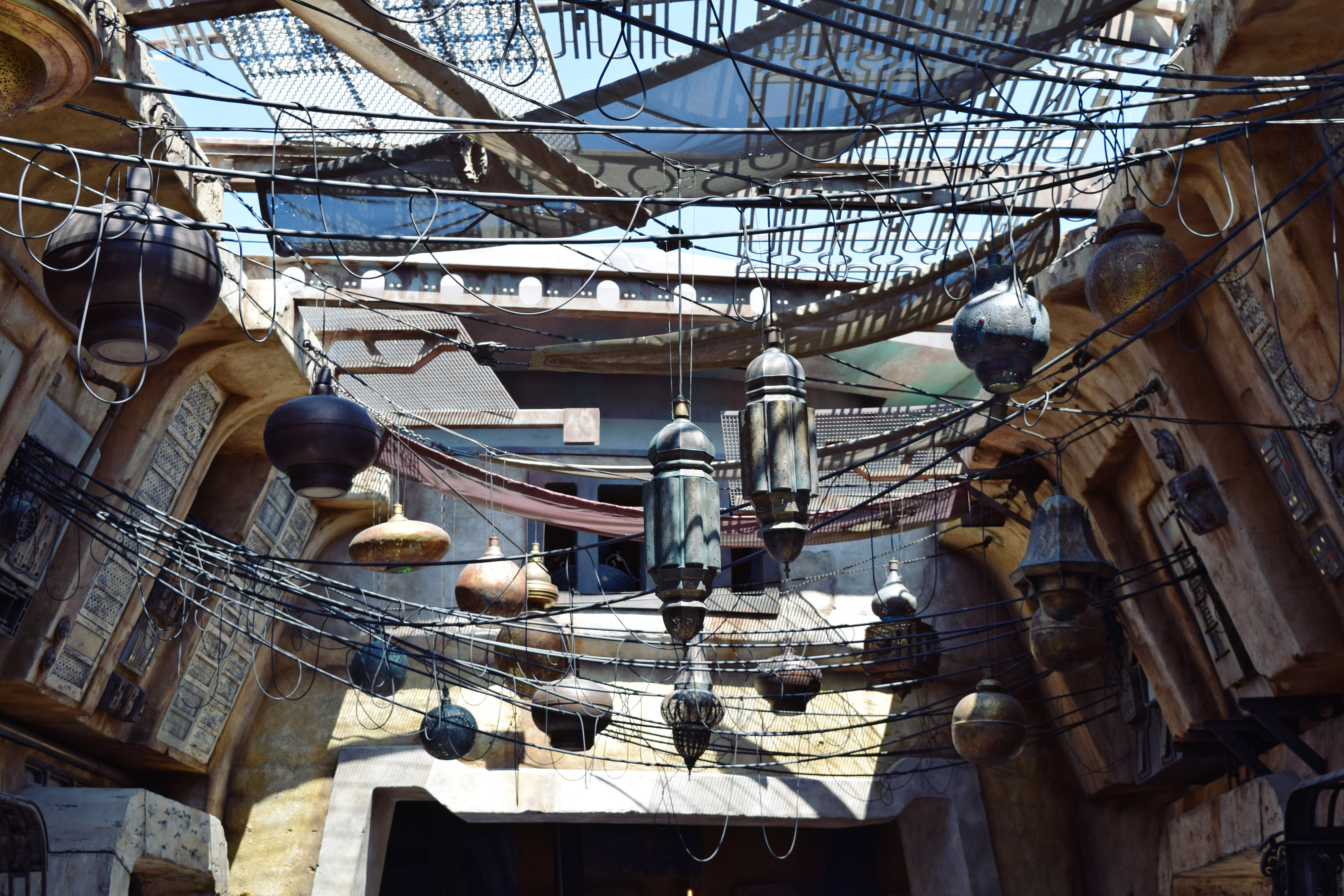 Galaxy's Edge: Merchandise & What I Bought on Opening Day | Anakin and His Angel