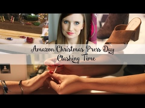 Clashing Time talks Amazon Christmas